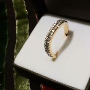 Jewelry - 18k Yellow gold - Diamond Ring